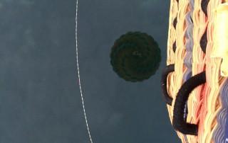 Ballonfahrten Dresden | Spielbild Stausee Niederwartha