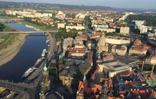 Ballonfahrten Dresden | Dresden Altstadt