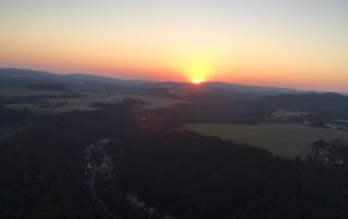 Ballonfahrten Sächsische Schweiz | Traumhafter Sonnenaufgang