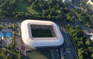 Ballonfahrten Dresden | Dynamo Stadion