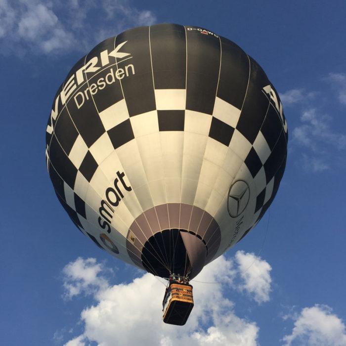 Ballonfahrt Dresden