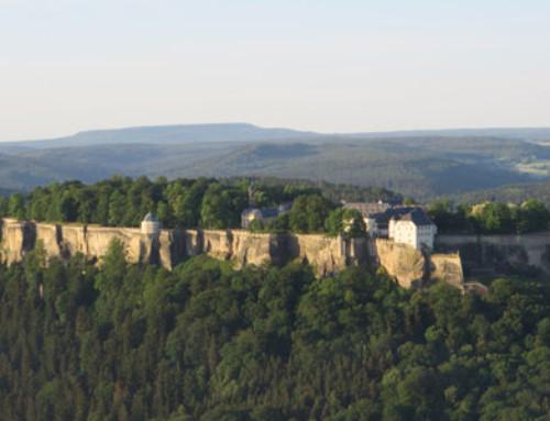 Ballonfahrten Sächsische Schweiz und Pirna