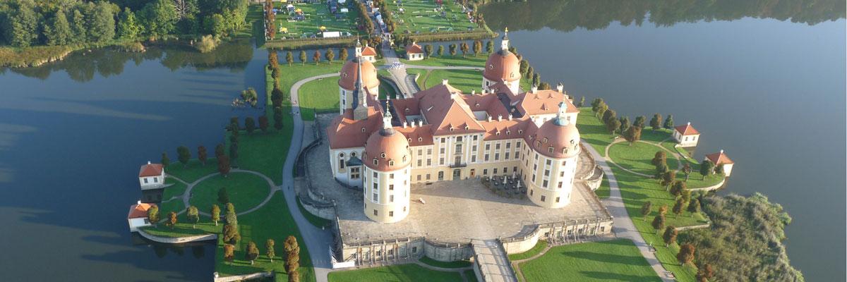 Ballonfahrt Moritzburg